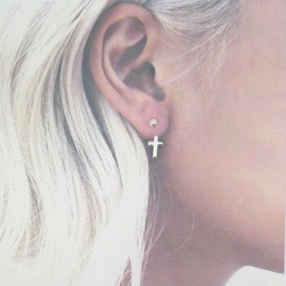 ear jacket plata