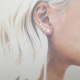 pendientes ear cuff