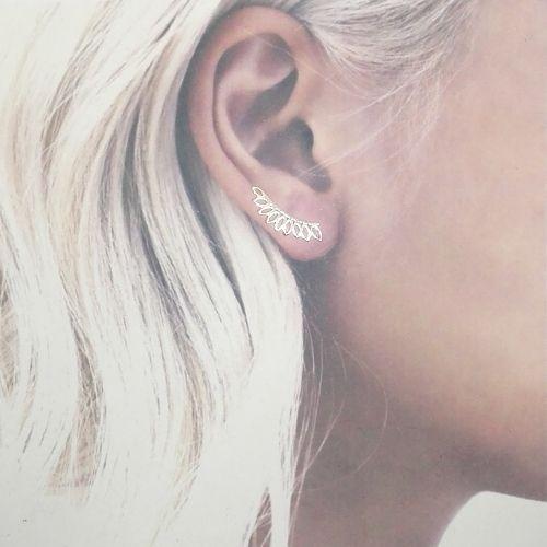 pendientes que cojen toda la oreja