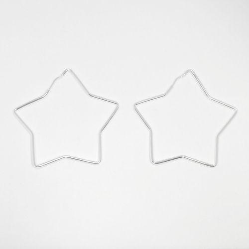 aros con estrella