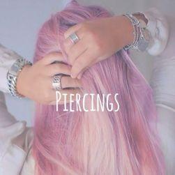 pendientes piercing